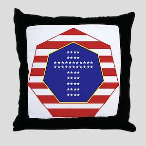 CF7-8 Throw Pillow