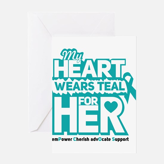 Cute Pcos Greeting Card