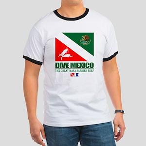 Dive Mexico Ringer T