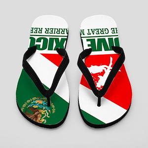 Dive Mexico Flip Flops