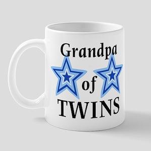 Grandpa of Twins (Boys) Mug