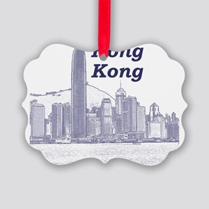 HongKong_10x10_v4_Skyline_Central Picture Ornament
