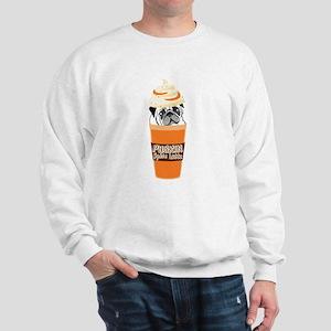 PUGKIN Spice Latte Sweatshirt