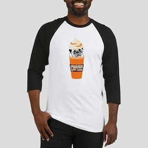 PUGKIN Spice Latte Baseball Jersey