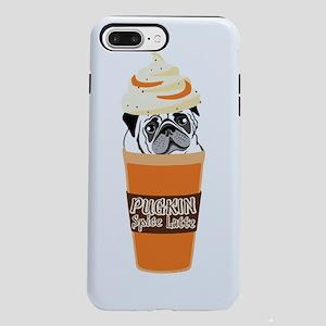 PUGKIN Spice Latte iPhone 7 Plus Tough Case