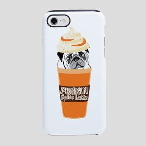 PUGKIN Spice Latte iPhone 7 Tough Case