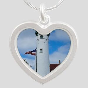 Seul Choix Silver Heart Necklace