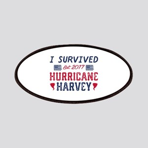 I Survived Hurricane Harvey Patches