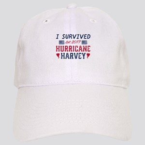 I Survived Hurricane Harvey Cap