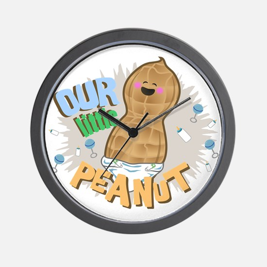 LITTLE PEANUT Wall Clock