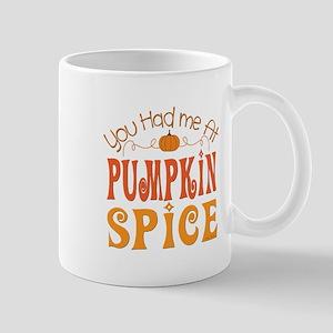 You had me at Pumpkin Spice Mugs