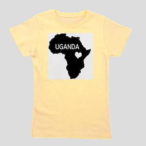 Uganda Girl's Tee