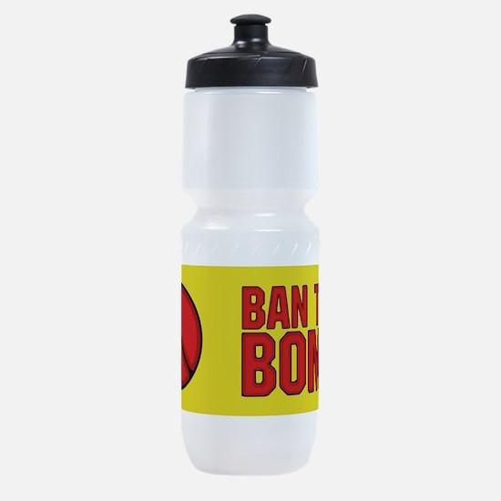 BanThe Bomb.png Sports Bottle