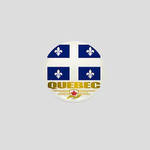 Quebec Pride Mini Button