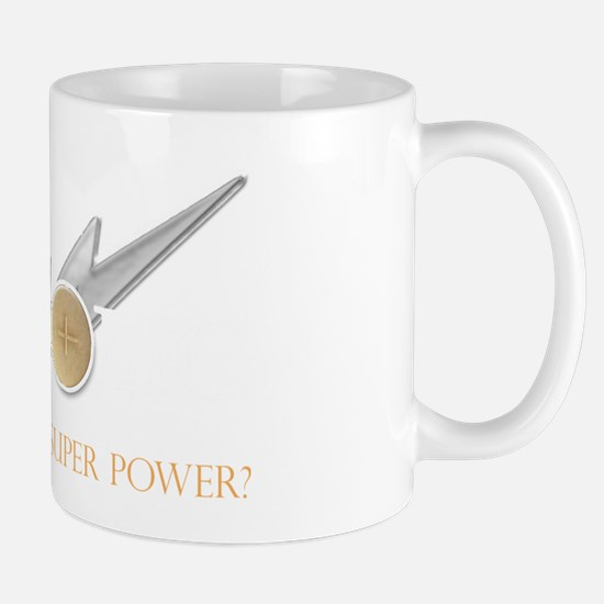 Catholic superpower Mug