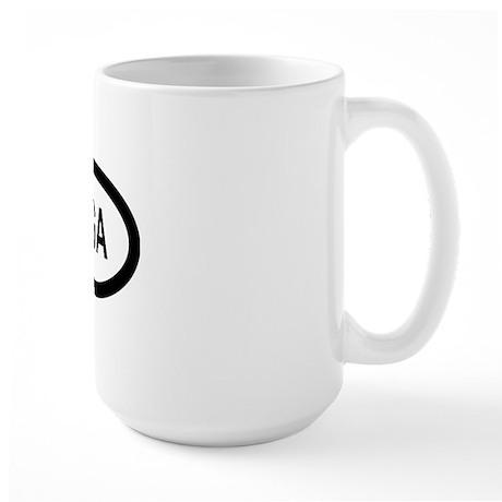 uga Large Mug