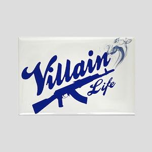 AK47 - Villain Life Rectangle Magnet