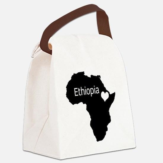 eth Canvas Lunch Bag