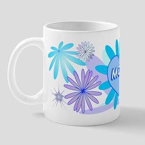 Liliac Heart Mom  Mug