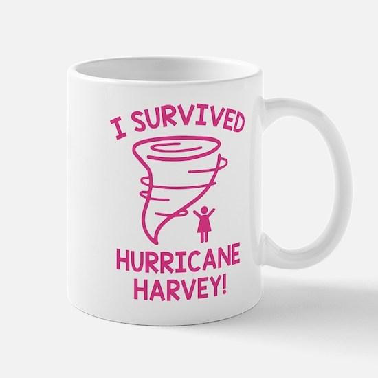 Hurricane Harvey Survivor Mug