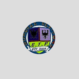 843 Burgezz Elite crest Mini Button