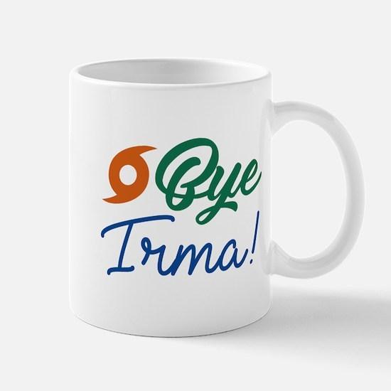 Bye Irma Mug
