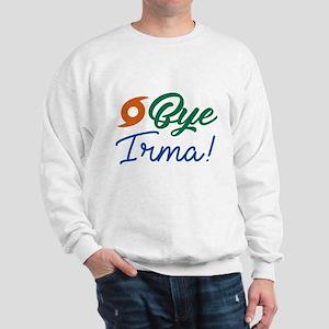 Bye Irma Sweatshirt
