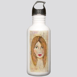 Truth Journal Stainless Water Bottle 1.0L