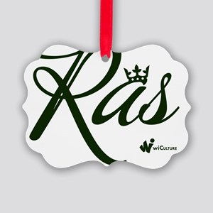 RAS Picture Ornament