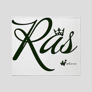 RAS Throw Blanket