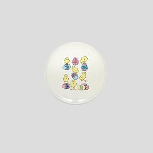 HAPPY CHICKS Mini Button