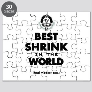 The Best in the World Shrink Puzzle