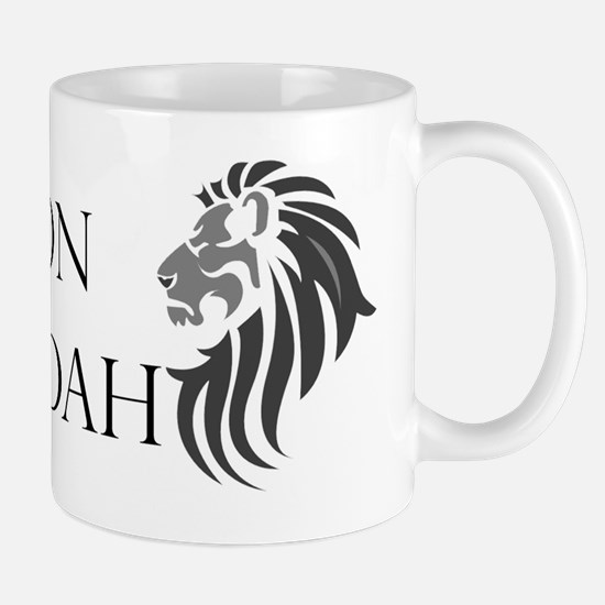 Lion of Judah Mug