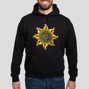 Mosaic Sun Hoodie (dark)