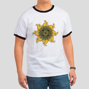 Mosaic Sun Ringer T
