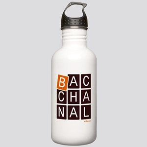 Bacchanal Stainless Water Bottle 1.0L