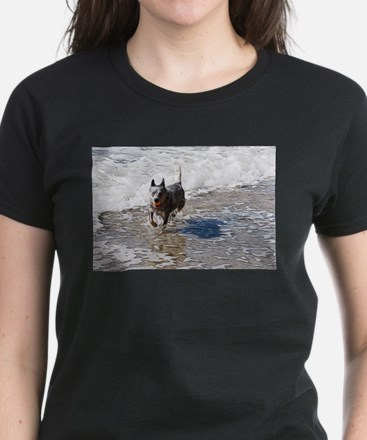 Wiley, the ACD at the Beach T-Shirt