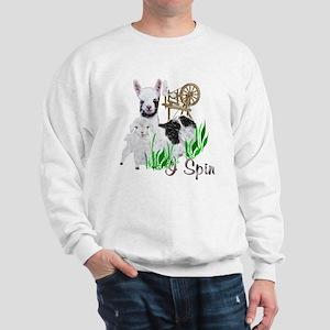 I Spin Sweatshirt
