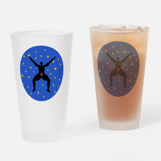 Invocation Drinking Glass