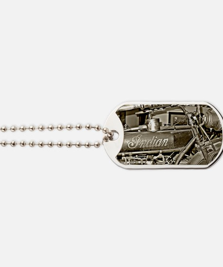 The Indian Dog Tags