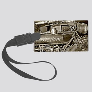 The Indian Large Luggage Tag