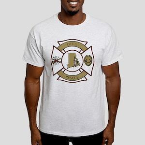 Rode Island Dive Rescue Light T-Shirt