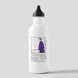 Sherlock Holmes Ponder Stainless Water Bottle 1.0L