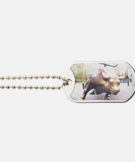 O, The Places You Will Go: Wall Street Dog Tags
