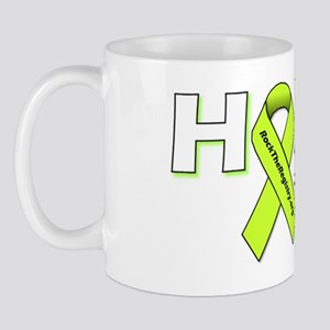 Hope for Lymphoma Mug
