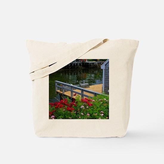 Downeast Beauty Tote Bag