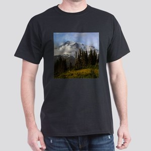 Mt. Rainier #3 Dark T-Shirt