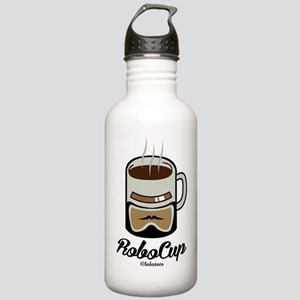 Funny Robo Cup Stainless Water Bottle 1.0L