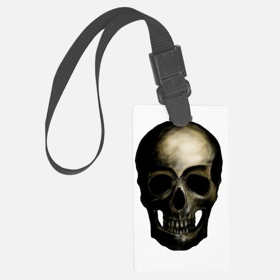 Pirate Skull Luggage Tag