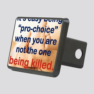 ITS EASY BEING PRO CHOICE Rectangular Hitch Cover